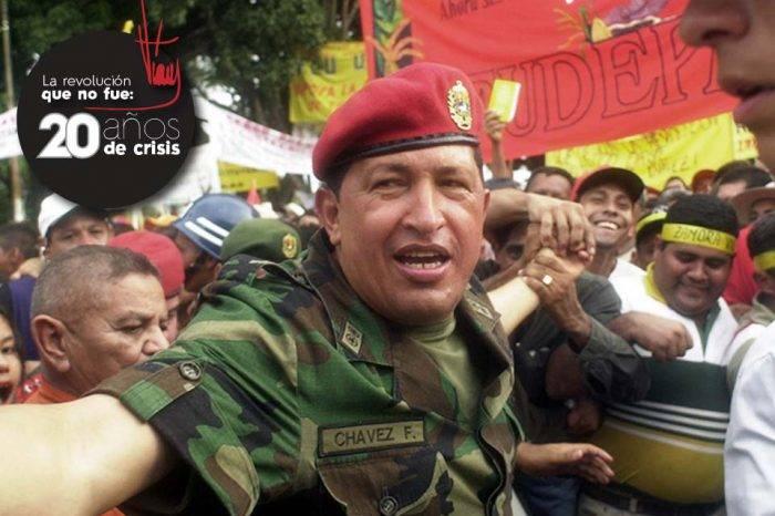 Dos décadas de amores y rupturas partidistas en el chavismo