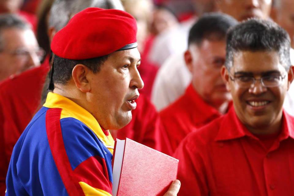 Hugo Chávez Habilitante 2010