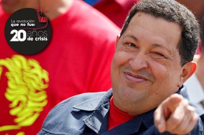 """Veinte años del """"chavezcandanga"""" en 20 frases"""