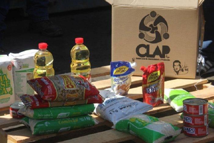 Gobierno admite que el precio real de la caja CLAP equivale a seis salarios mínimo