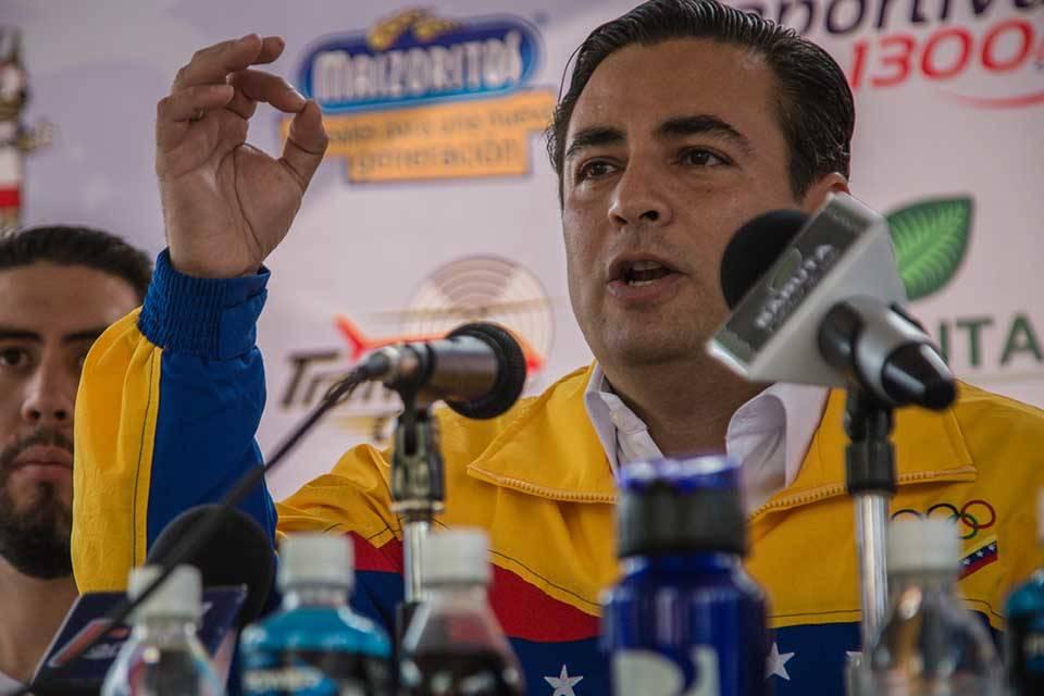 Darwin Gonzalez alcaldes Baruta