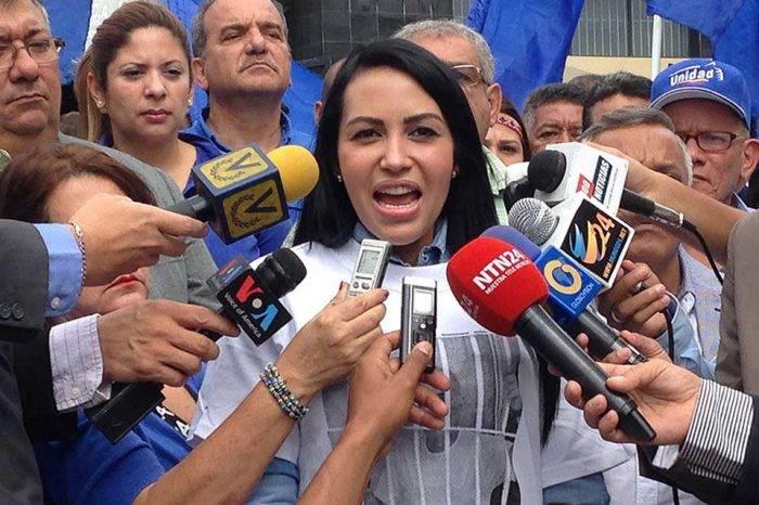 Delsa Solórzano decide dejar UNT para formar su propio partido