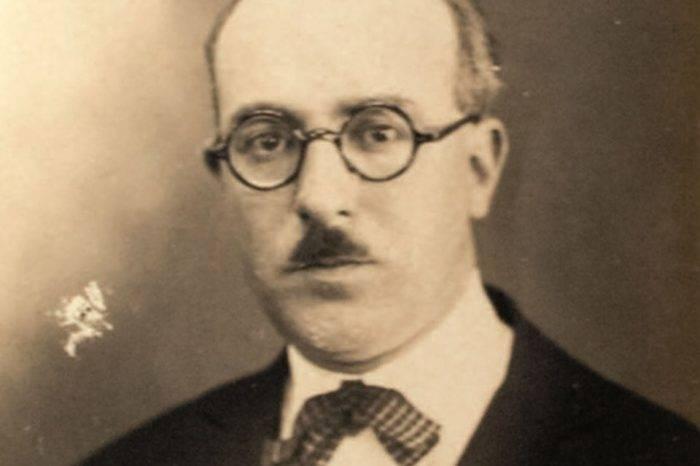 Fernando Pessoa (1888-1935), por Ángel R. Lombardi Boscán