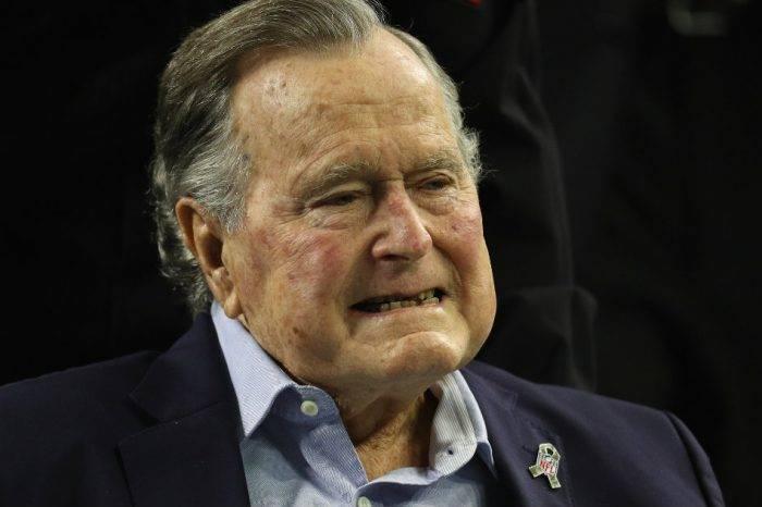 Falleció el expresidente de EEUU George H.W. Bush a sus 94 años