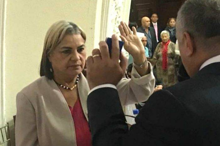 Gladys Requena asegura que casi el 75% del presupuesto de 2019 va a la inversión social