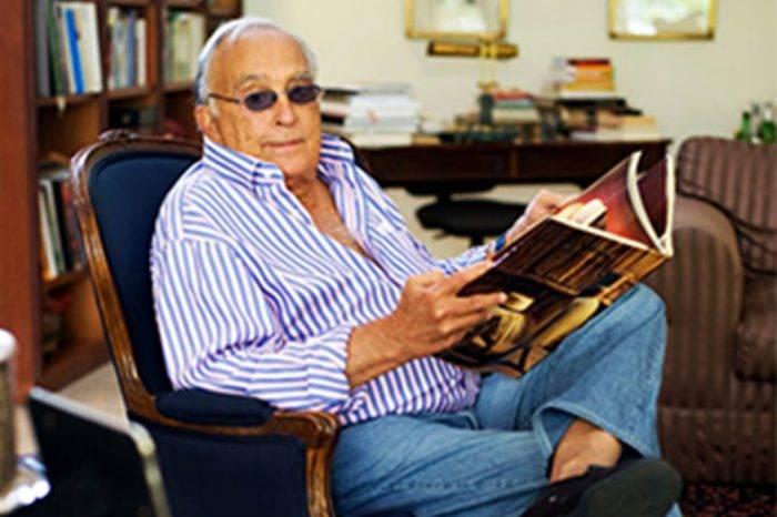Falleció el reconocido gastrónomo venezolano Héctor Soucy