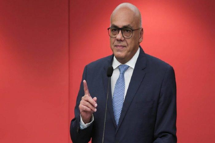 Jorge Rodríguez asegura que pueblo mexicano respaldó visita de Nicolás Maduro