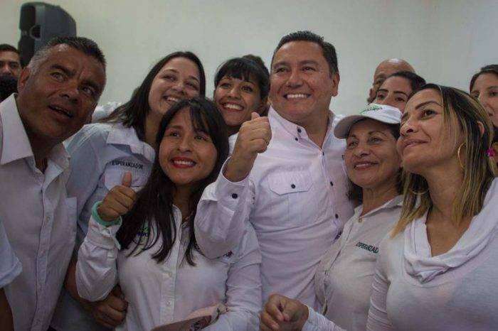 Javier Bertucci dice que con una oposición dividida no se pueden lograr cambios