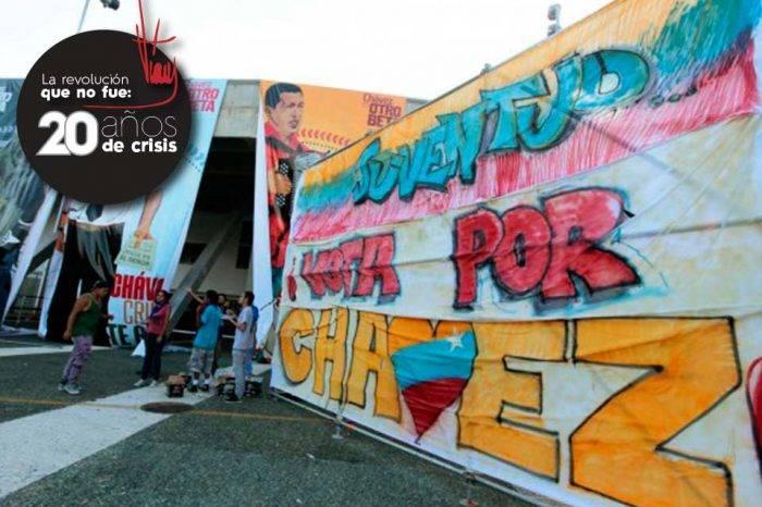 El futuro del hombre nuevo del chavismo está hipotecado