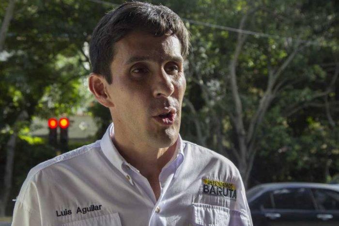 Luis Aguilar: la comunicación con los vecinos de Baruta es esencial para trabajar