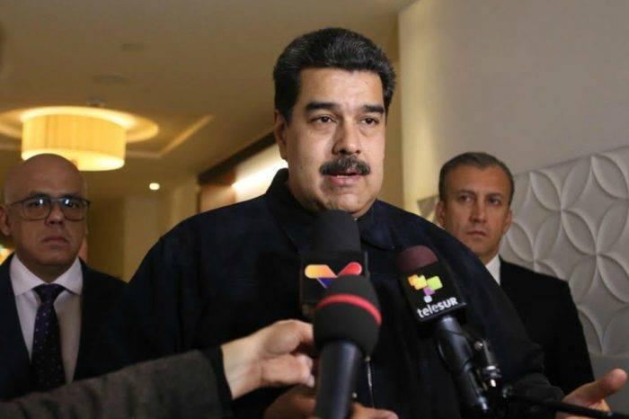 Maduro: Venezuela venderá toda su producción petrolera en petros en 2019
