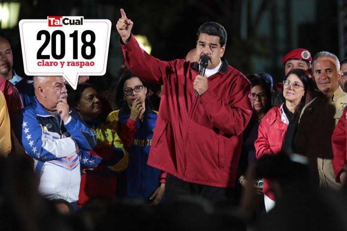 El chavismo consolidó su hegemonía en 2018, pero sus fisuras salieron a la luz