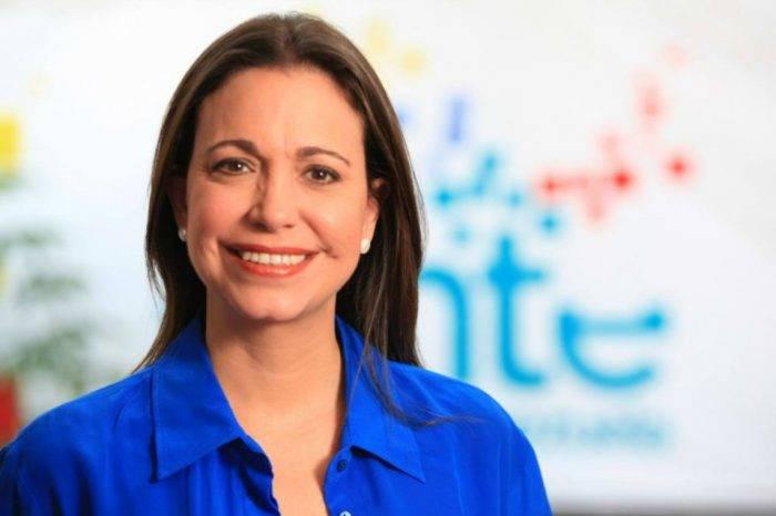 Liberal Internacional entrega Premio por la Libertad 2019 a María Corina Machado