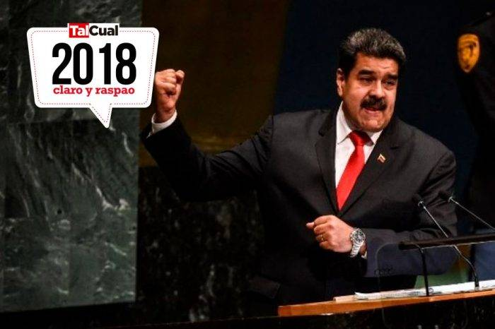 """Nicolás Maduro: El """"bravucón"""" al que le escasean los amigos en el mundo"""
