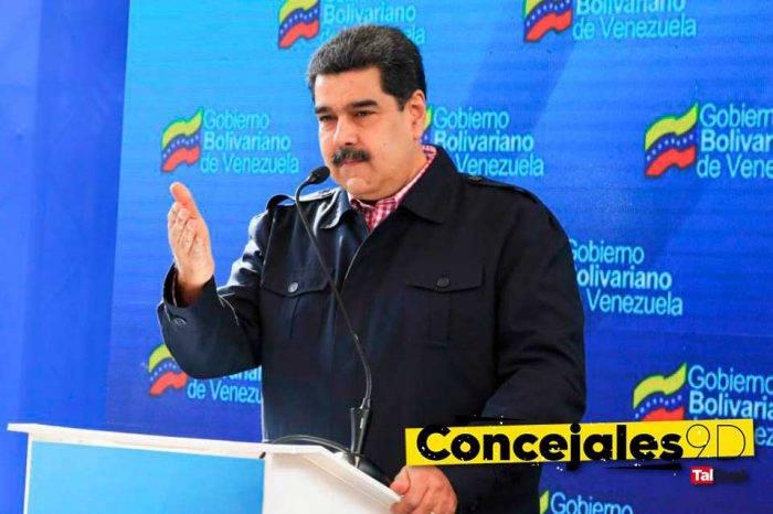 """Maduro cree que se quita la fama de """"dictador"""" con 25 elecciones en el país"""