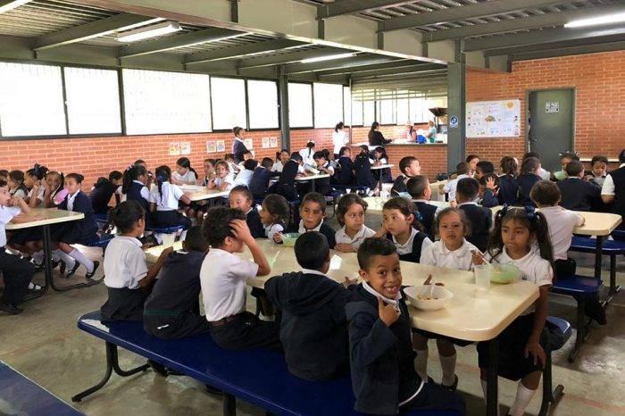 El programa Nutriendo La Esperanza llegó a 700 niños atendidos en zonas rurales del país