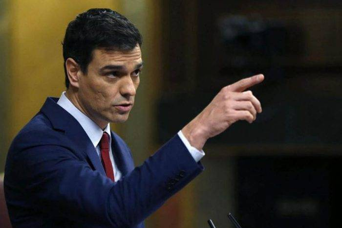 Pedro Sánchez pide prórroga del estado de alarma en España hasta el #21Jun