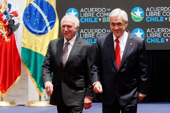 Un nuevo TLC entre Chile y Brasil, por Sergio Arancibia