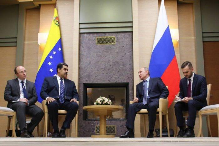 Maduro dice que firmó con Rusia varios acuerdos pero no obtuvo financiamiento