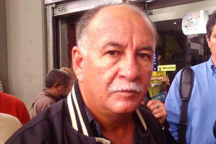 Rubén González, secretario general del Sindicato de Ferrominera del Orinoco