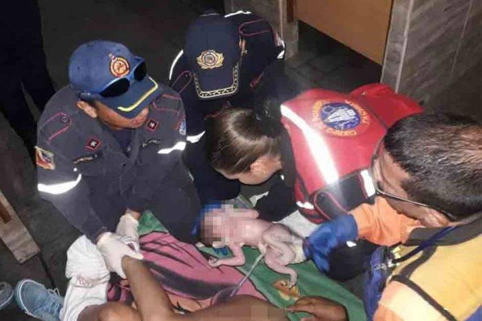 Caraqueña dio a luz en el terminal de San Cristóbal tras esperar pasaje por 3 días