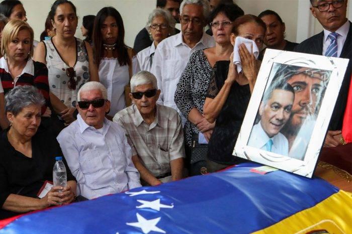 Fernando Albán y los que mueren por la vida, por Richard Casanova