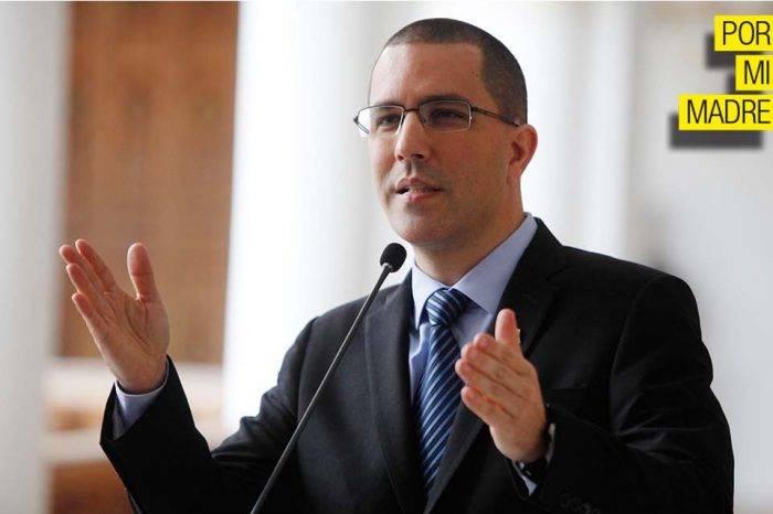 A Jorge Arreaza le disgusta que medios internacionales no se parezcan a VTV
