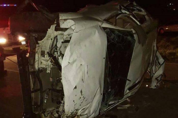 Mueren dos jugadores de Cardenales de Lara en accidente de tránsito