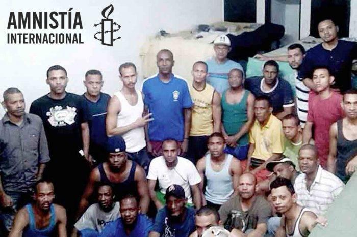 Amnistía Internacional lanzó Acción Urgente a favor de los 59 colombianos detenidos