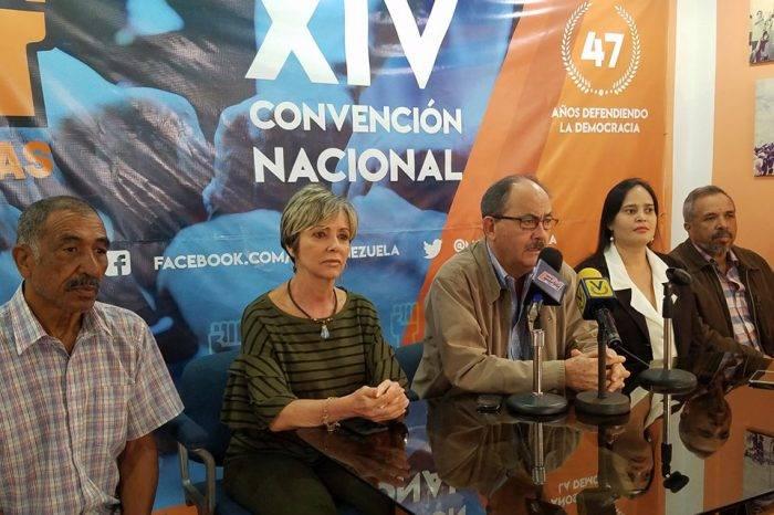 """MAS llama a """"venezolanizar"""" la solución a la crisis del país"""
