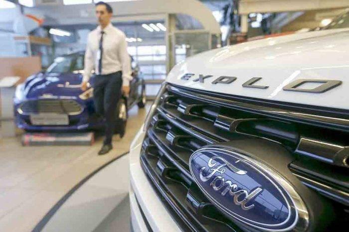 Trabajadores de Ford Venezuela en incertidumbre por futuro de la empresa