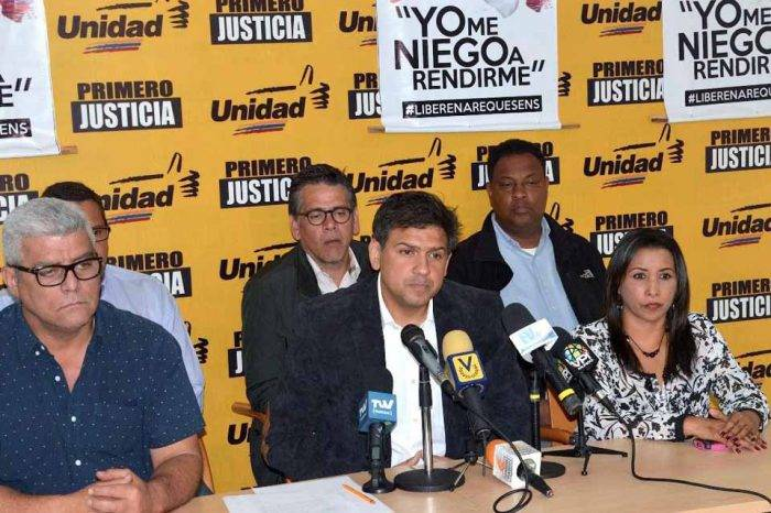 Carlos Ocariz: En consulta de Rodríguez voto menos del 3% de la población del estado