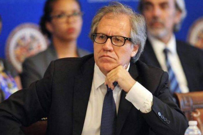 Pompeo da el respaldo de EEUU a Luis Almagro de cara a posible reelección en la OEA