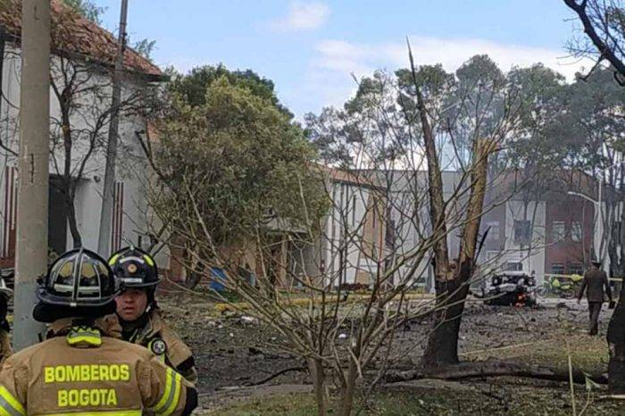 Iván Duque repudia ataque contra Escuela de Policía que dejó al menos 8 muertos