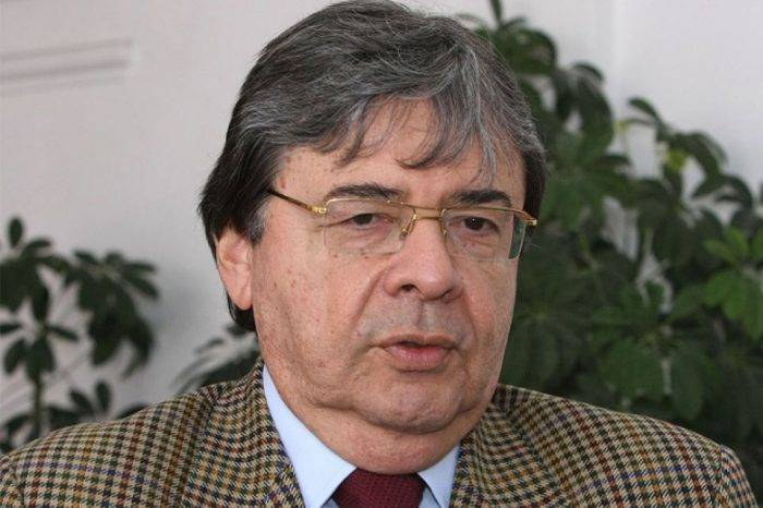 Lanchas Carlos-Holmes-Trujillo-Periodista-Detenido Colombia