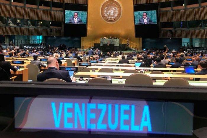 ONU respalda posibles conversaciones entre régimen y oposición en Noruega