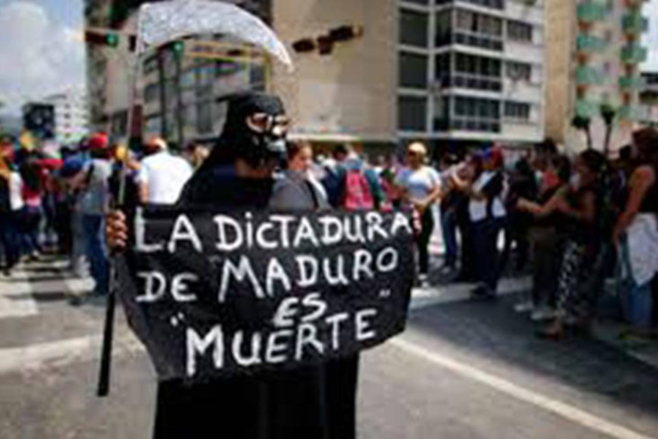 Venezuela: una crisis de estado, por Alonso Moleiro
