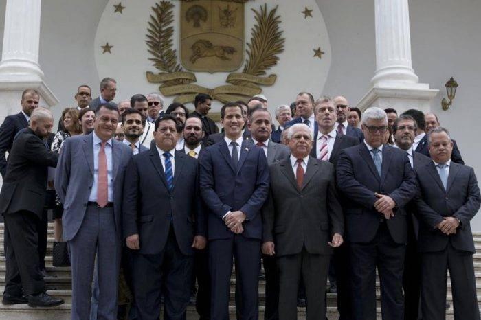 118 diputados opositores han sido agredidos y perseguidos desde 2016