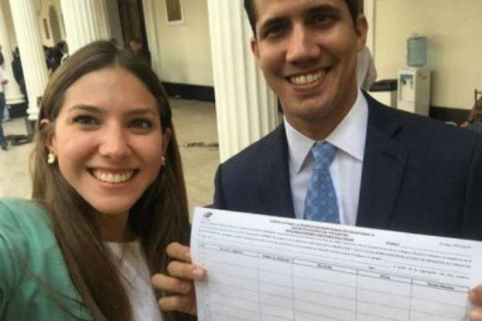 Esposa de Guaidó: El uniforme de la FAN debe ser enaltecido nuevamente