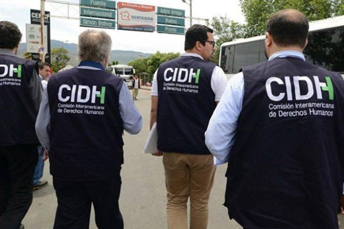 """CIDH presentó informe de """"visita in loco"""" a Venezuela para monitorear situación de DDHH"""