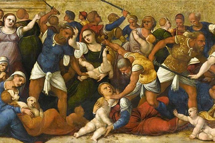 Herodes entre nosotros, por Gioconda Cunto de San Blas