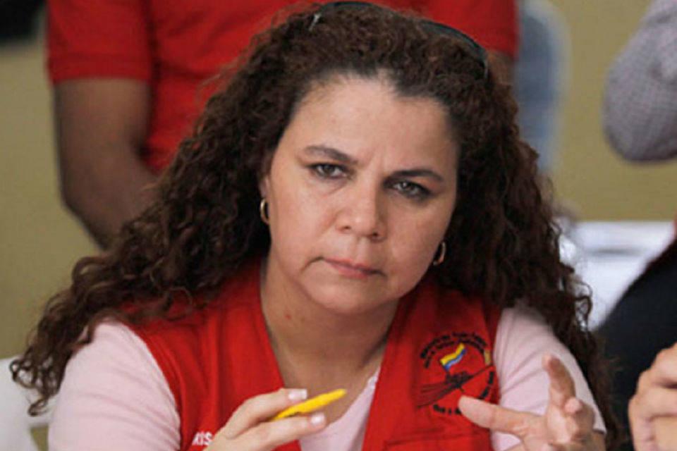 """Iris Varela cree que venezolanos expulsados de Ibarra recibieron """"su propia medicina"""""""