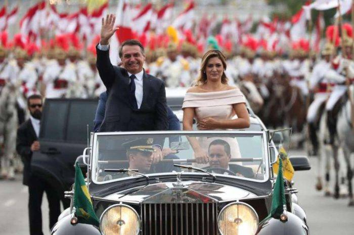 Jair Bolsonaro asumió la Presidencia de Brasil este #1Ene