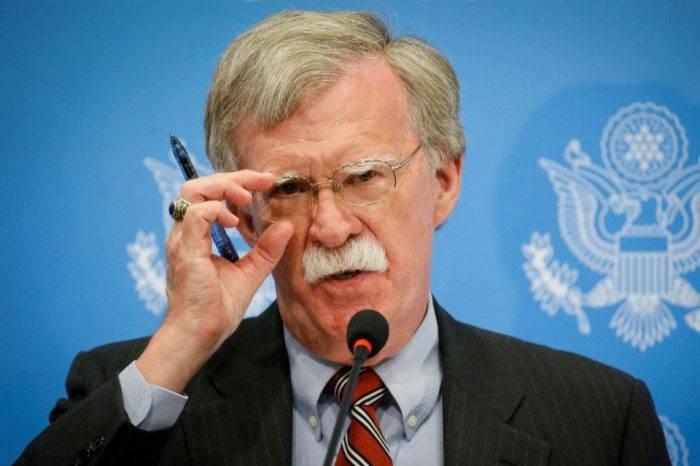 Bolton amenaza al Sebin y demás organismos de Seguridad y Defensa con sanciones