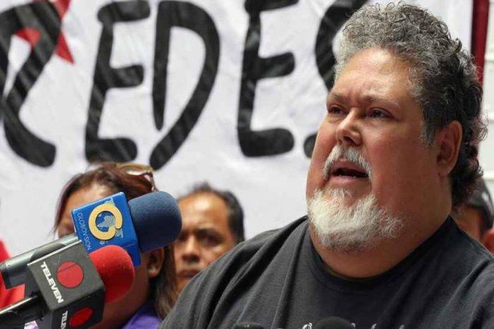 """Juan Barreto prevé sanciones internacionales que podrían conducir a un """"bloqueo"""""""