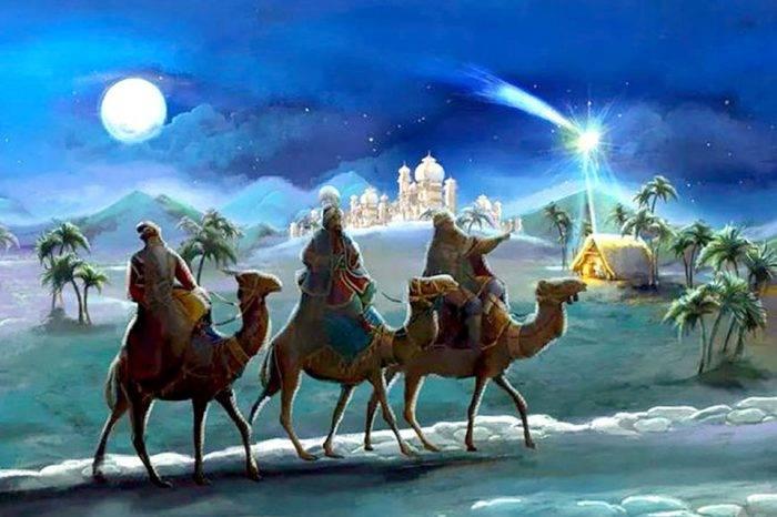 Queridos Reyes Magos..., por Marisa Iturriza