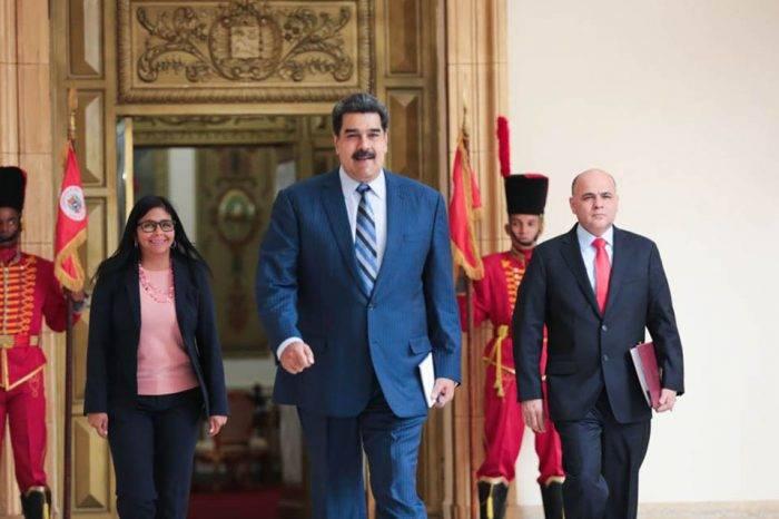 """Maduro tilda de """"pelele"""" de EEUU al presidente Iván Duque"""