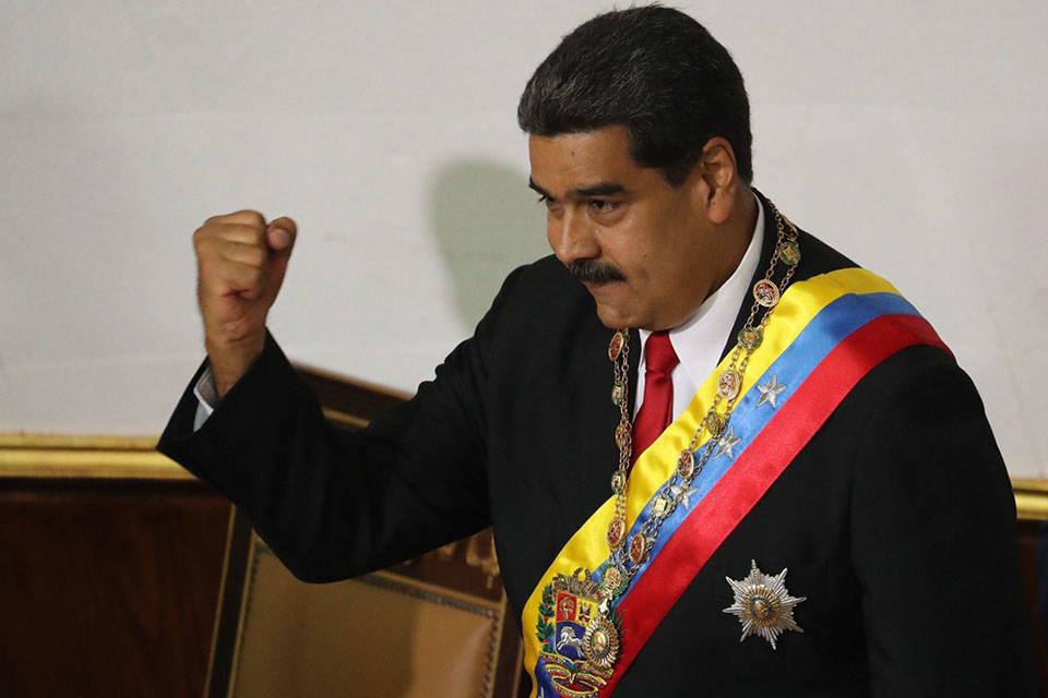 Maduro dice que ANC cumplió sus objetivos pese a que nunca hizo una nueva Constitución,