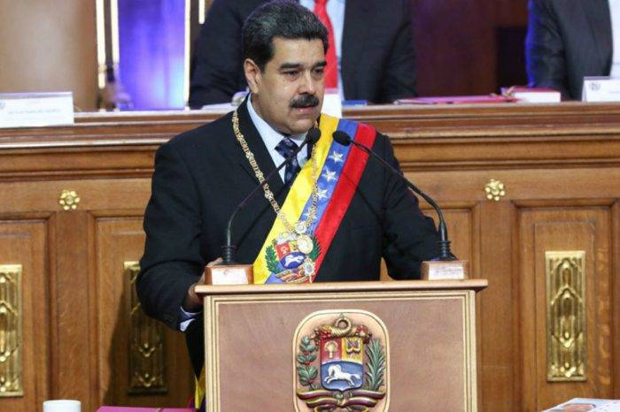 Cifras maquilladas y datos errados presentó Maduro ante la ANC en su 'Memoria y Cuenta'