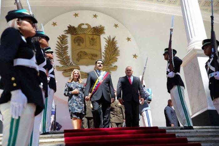 Los items que Maduro dejó por fuera en su discurso ante la Constituyente